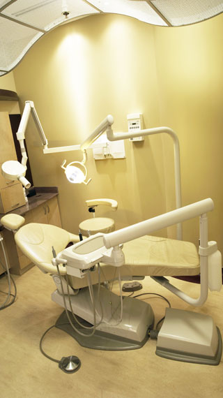 IT support for cosmetic dentists